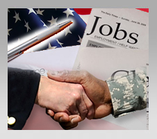 Employing Our Veterans Expediting Transition through Concurrent Credentialing